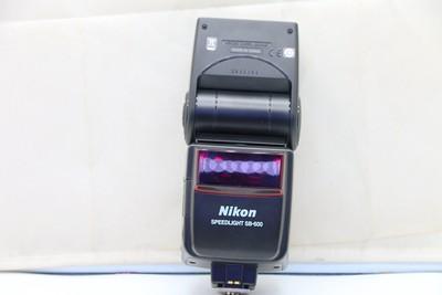 95新二手Nikon尼康 SB-600 机顶闪光灯高价回收 625364深