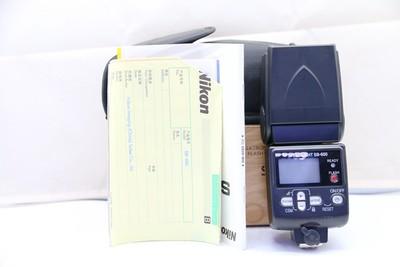 96新二手Nikon尼康 SB-600 机顶闪光灯回收置换 145914深