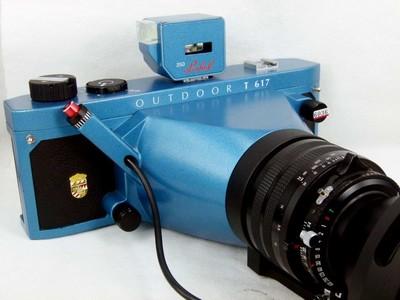 华瑞摄影器材-林哈夫617SIII带250/5.6限量版