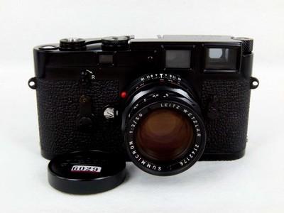华瑞摄影器材-徕卡Leica M3带50/2 RIGID 黑漆
