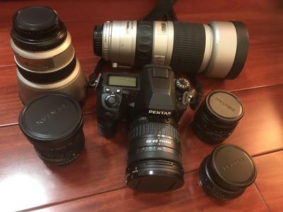 宾得 FA 31mm f/1.8 AL Limited