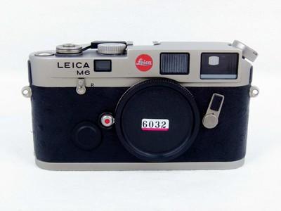 华瑞摄影器材-徕卡Leica M6钛版