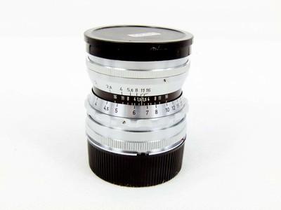 华瑞摄影器材-福伦达 NOKTON 50/1.5  L39口