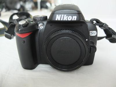 尼康(NIKON) D60