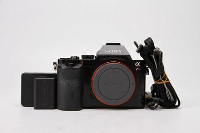 90新二手 Sony索尼 A7R 单机 微单相机 回收285022京