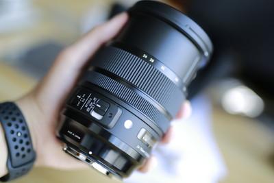 适马 24-70mm F2.8 DG OS HSM Art 佳能口 充新成色 一手自用