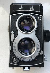 海鸥4B胶片双反相机