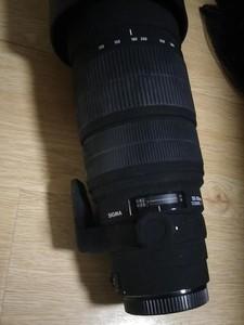 sigma 适马小黑微距镜头120-300mm 1:2.8 apo hsm