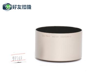 康泰时/Contax GG-3遮光罩 G 90mm F/2.8 镜头用 *超美品*