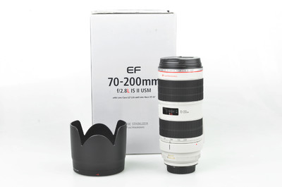 98新 佳能 EF 70-200mm f/2.8L IS II USM