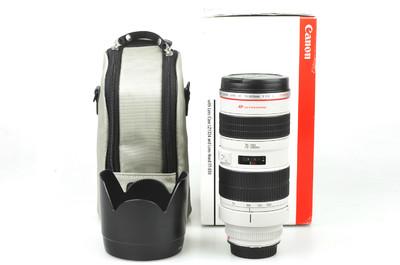 95新 佳能 EF 70-200mm f/2.8L USM(小白)
