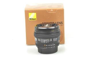 98新 尼康 AF 20mm f/2.8D