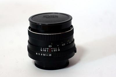 【中古镜头小店】西德施耐德Schneider Curtagon 35mm f2.8 M42口