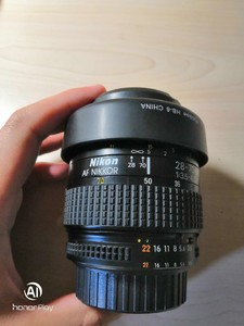 28-70mm f3.5-4.5D 带微距镜头