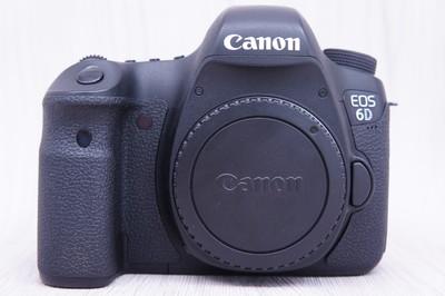 95新 佳能EOS 6D单机 6D 数码相机
