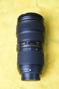 尼康 Nikon AF-S 尼克尔 24-70mm f/2.8E ED VR 镜头 ED