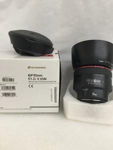 99新 带包装 佳能 EF 85mm f/1.2 L II USM(大眼睛)