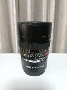 Leica SUMMILUX-R 80 mm f/1.4