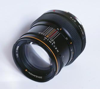 勃朗尼卡    SQA     150/3.5镜头
