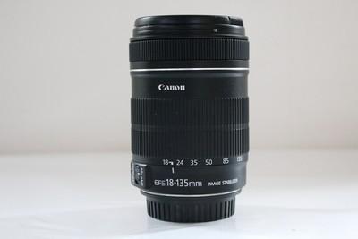 95新二手 Canon佳能 18-135/3.5-5.6 IS变焦镜头回收 505811成