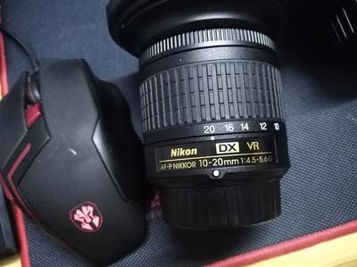 尼康AF-P DX尼克尔10-20mmf/4.5-5.6G VR
