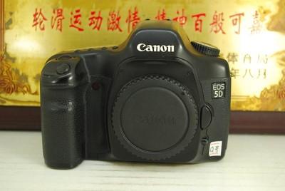 佳能 5D 全画幅 数码单反相机 千万像素 专业机型 可置换