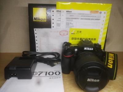尼康NikonD7100尼克尔Nikker AF-S DX 18~105mm F/3.5~5.6G ED VR