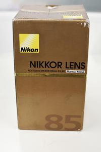 尼康 PC-E 85mm f/2.8D