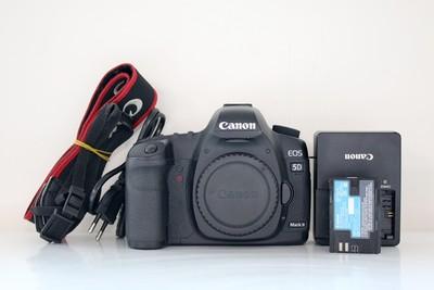 95新二手Canon佳能 5D2 单机 无敌兔 高端相机回收 514430成