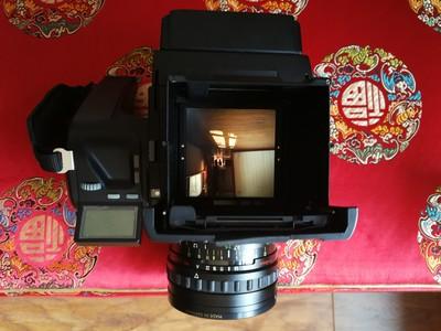 禄来 Hy6 Mod2,一机三镜,98新品,带原厂包装盒。
