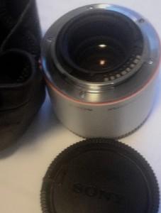 索尼 2x 增距镜(SAL20TC)