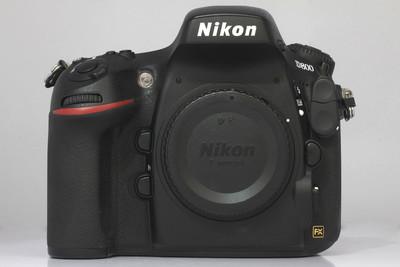 【全画幅单反数码相机】尼康D800(NO:5985)*