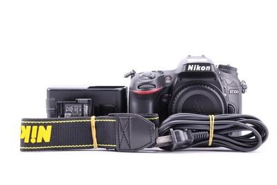 90新二手 Nikon尼康 D7100 单机 快门10800次回收 583108津