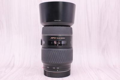 好友委托 95新 美能达 100-300mm F4.5-5.6 镜头 美能达100-300