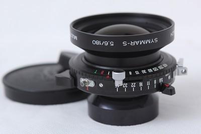 施耐德 Schneider symmar-s 180/5.6 mc 4x5大画幅座机镜头