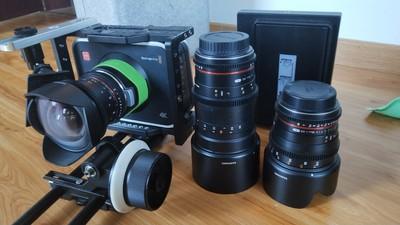 bmcc4k摄像机