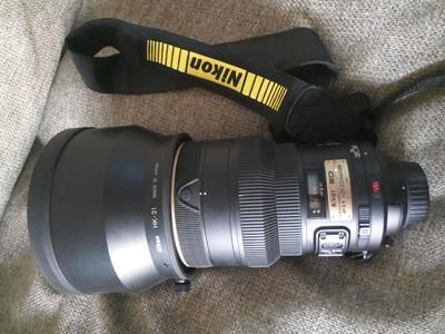 尼康 AF-S VR200mm f/2G IF-ED