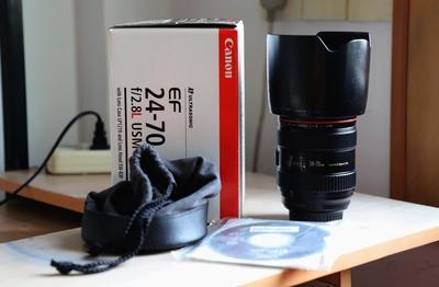 佳能 EF 24-70mm f/2.8L USM 编号:UZ1119