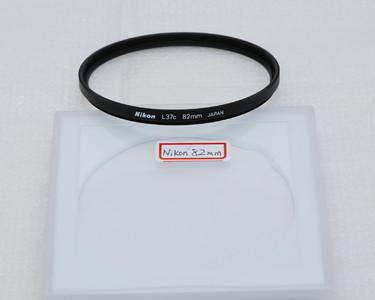 尼康 82 mmL37cUV镜