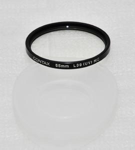 高级康泰克斯55mmL39UV镜
