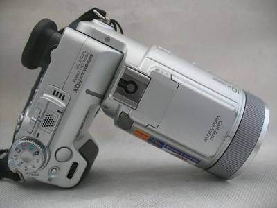 索尼F717 蔡斯镜头 红外夜视 2/3CCD F2.0大光圈   成色新