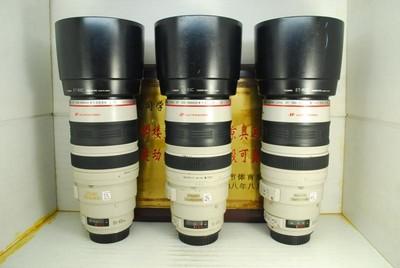 佳能 100-400 F4.5-5.6L IS 大白 超长焦 单反镜头 红圈 带防抖