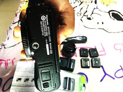 松下GX85  X 14 42电动变焦头打包出售