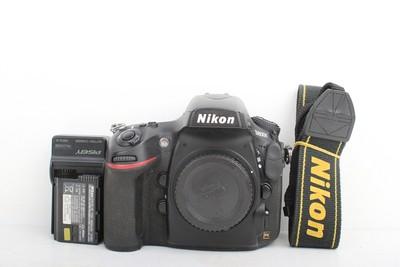 92新二手Nikon尼康 D800E 单机 快门44356次回收 004867京