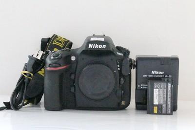 95新二手Nikon尼康 D800E 单机 快门65761次回收 028137成