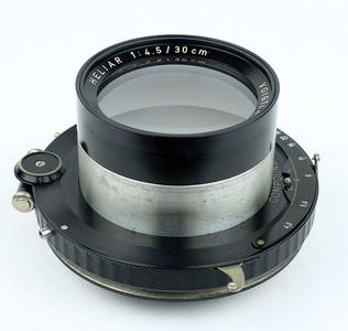 福伦达海利亚 Voigtlander  HELIAR 300mm F4.5 极上品!