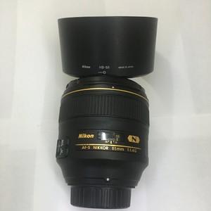 尼康 AF-S 尼克尔 85mm f/1.4G