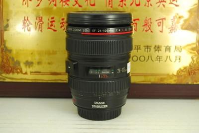 佳能 24-105 F4L IS USM 单反镜头 防抖全画幅 红圈小三元之一