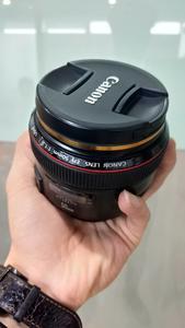 99新佳能 EF 50mm f/1.2L USM