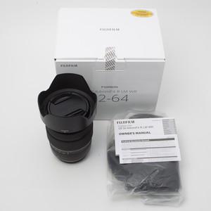 Fujifilm富士GF 32-64mm/F4 R LM WR GFX50s用中画幅镜头 NO:0815